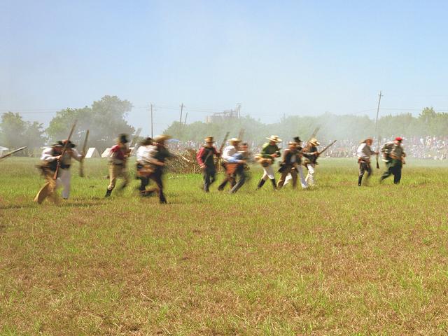 , 'Decisive Battle at San Jacinto (La Porte, Texas) Ed. 10,' , Robischon Gallery