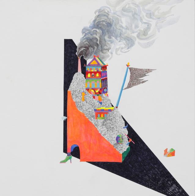 , 'Stripped Shoes,' 2013, Leehwaik Gallery