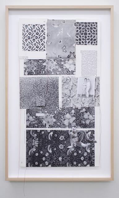 Amanda Curreri, 'Scarf Play', 2018, Romer Young Gallery