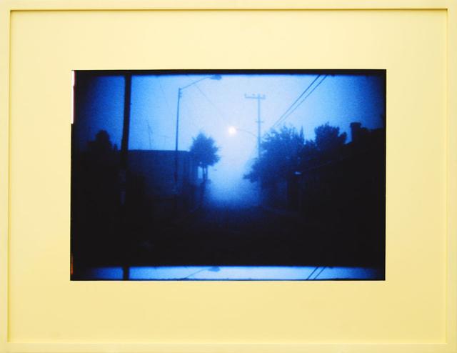 , 'Parres Cero (fotograma 2),' 2007, Proyecto Paralelo