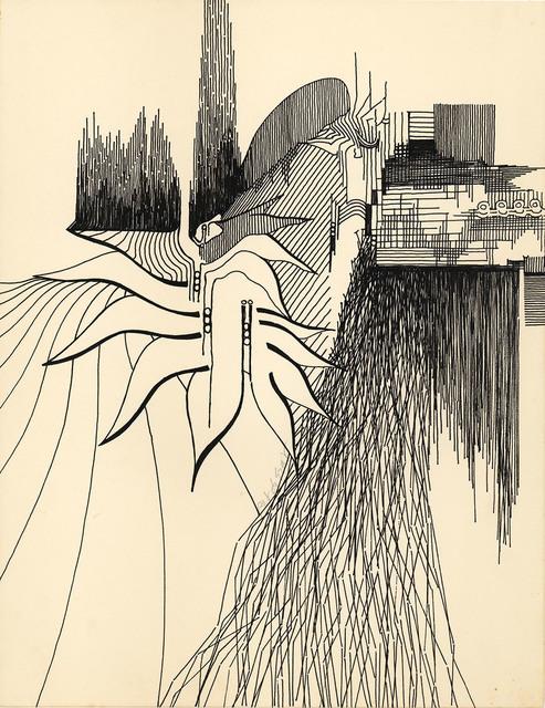 , 'untitled (PdG023),' 1960, Albert Merola Gallery