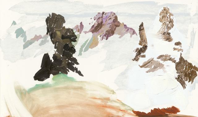 , 'Study of Landscape 55,' 2017, Aki Gallery