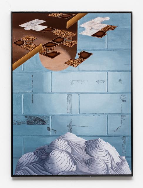 , 'Cephas,' 2017, Sutton Gallery
