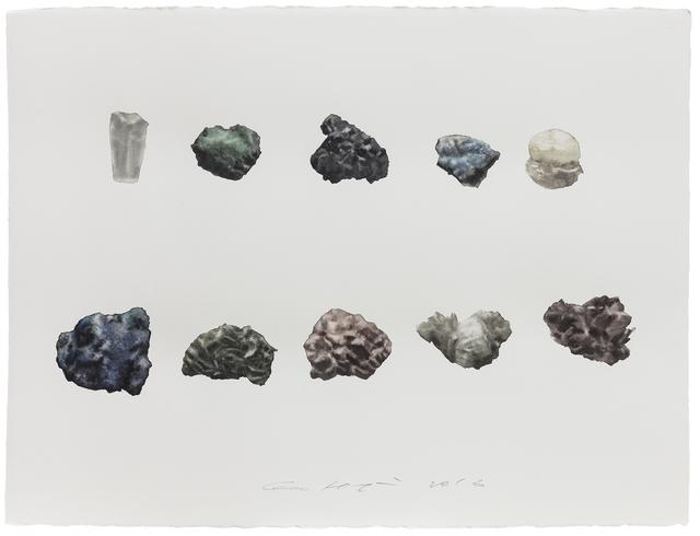 , 'Stone No. 13,' 2016, Chambers Fine Art
