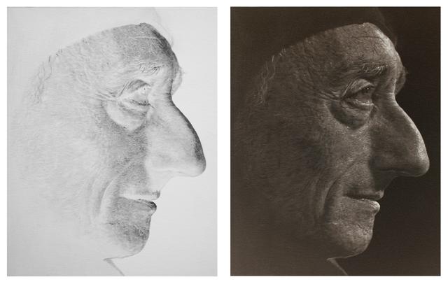 , 'Untitled - Jacques Cousteau,' 2014, Galerie Huit