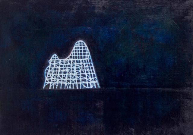 , 'Night Walk-2,' 2015, Agora Gallery