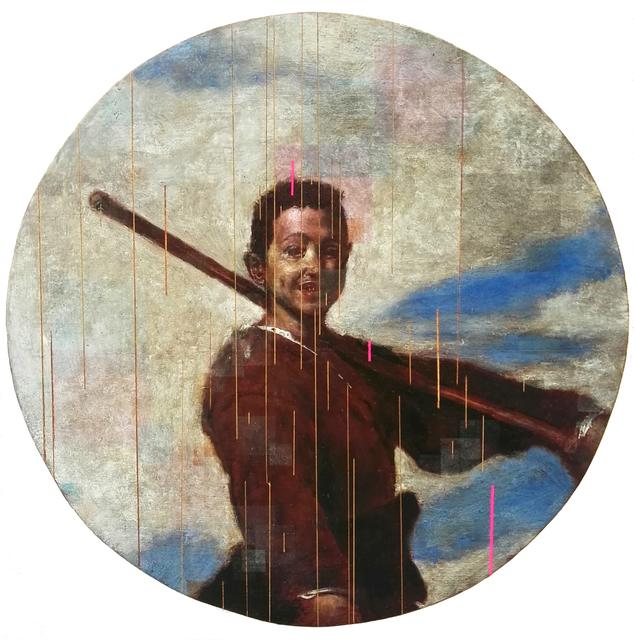 , 'Decomposition XIV (after Ribera),' 2017, Gibbons & Nicholas