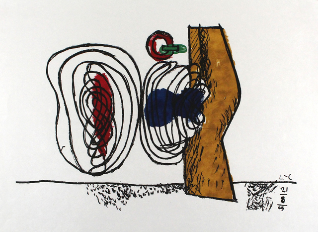 , 'Les huits,' 1963, Sylvan Cole Gallery