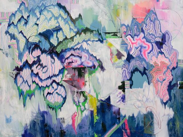 , 'p1625-Electronic Nostalgia-Noise,' 2016, CHOI&LAGER