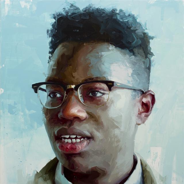 Aron Belka, 'Ashley Teamer', 2018, LeMieux Galleries