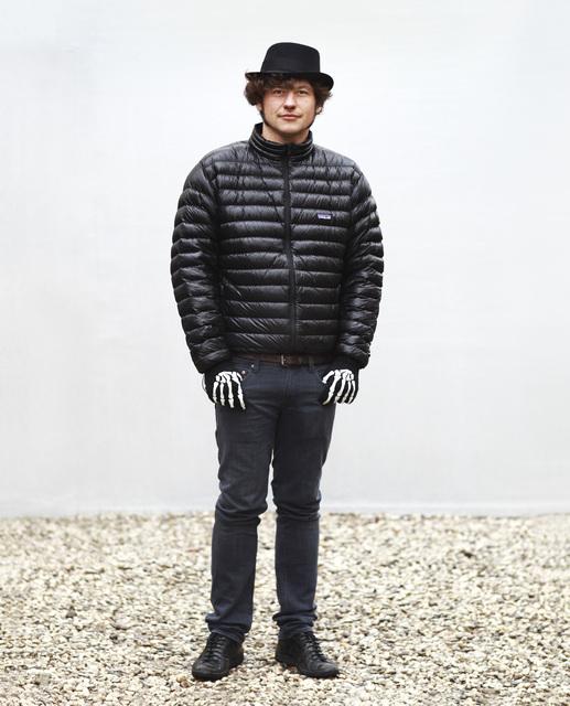 , 'Personae #020,' 2011, Galerie Jordanow