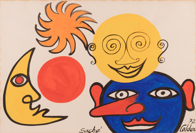 , 'Saché,' 1972, Omer Tiroche Gallery