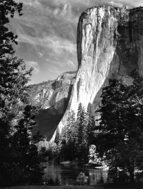 , 'El Capitan, Sunrise, Yosemite National Park,' 1956, Robert Klein Gallery