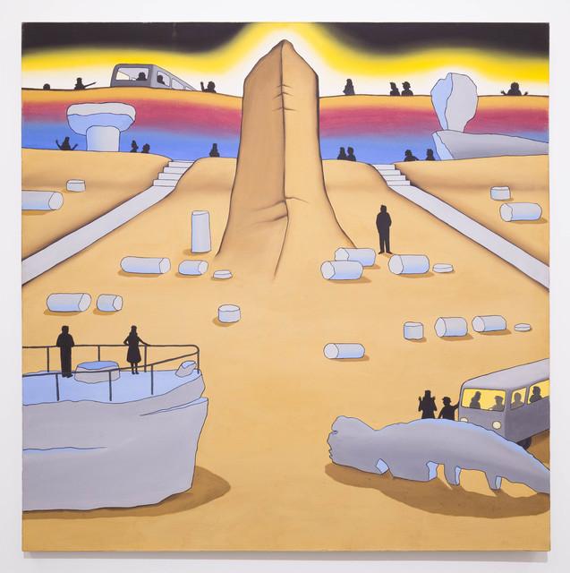 Roger Brown, 'Painted Desert', 1971, Kavi Gupta