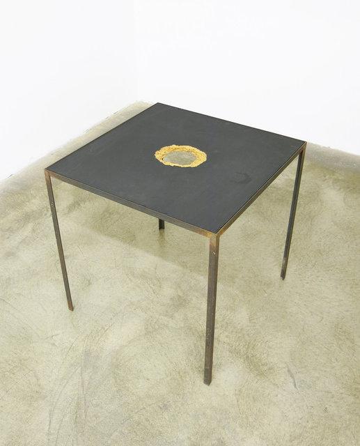 , 'Tisch,' 1979, Galerie Martin Janda