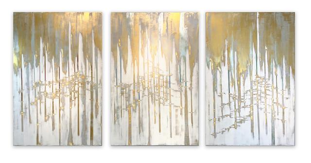 , 'Rendezvous I, II & III Triptych,' , JoAnne Artman Gallery