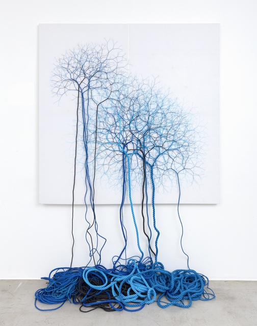 Janaina Mello Landini, 'Ciclotrama 160 (expansão) ', 2019, Zipper Galeria