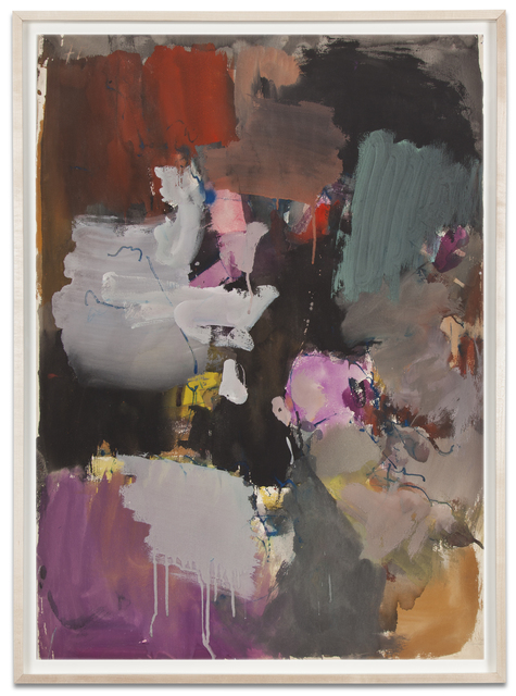 , 'Untitled (Drawing on Paper 19),' 1958, Kohn Gallery