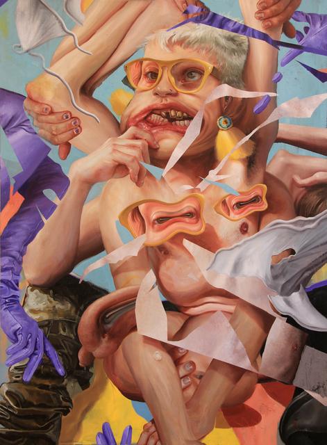 Horacio Quiroz, 'Mestizo', 2019, Booth Gallery