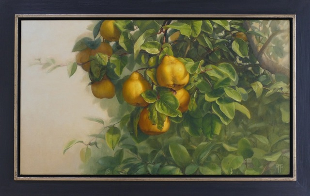 , 'Quinces,' 2018, ARCADIA CONTEMPORARY