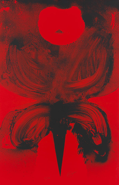 Otto Piene, 'Addis Abeba 8', 1972, Kunzt Gallery