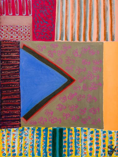 Sue Layman Lightman, 'Watch Out', 2014, Sue Layman Designs