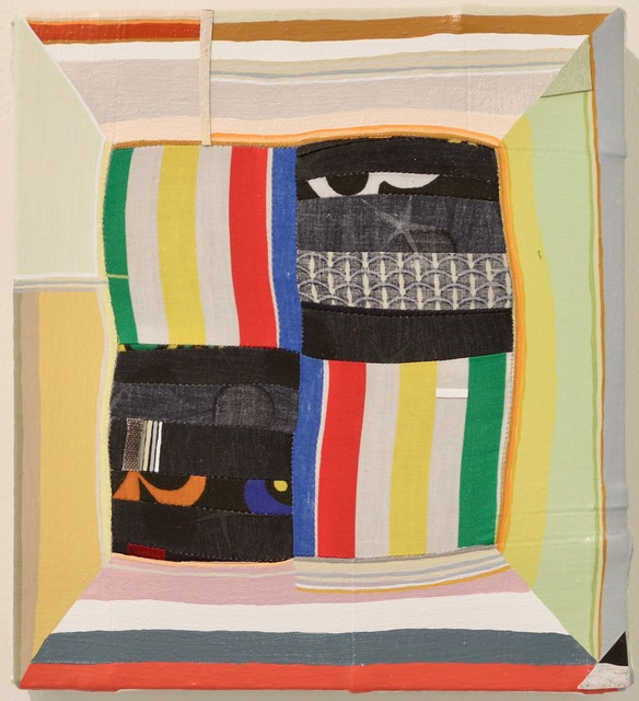 , 'Primary Blocks,' 2019, James May Gallery