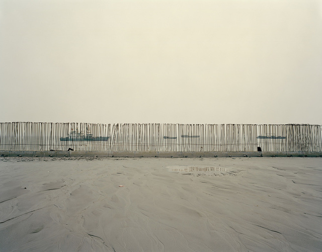 Nadav Kander, 'Changxing Island I (Island of Oranges) Shanghai', 2006, Photography, Chromogenic print, Blindspot Gallery