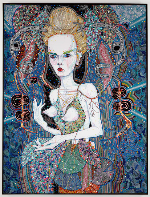 Del Kathryn Barton, 'that is its nature', 2013, Roslyn Oxley9 Gallery