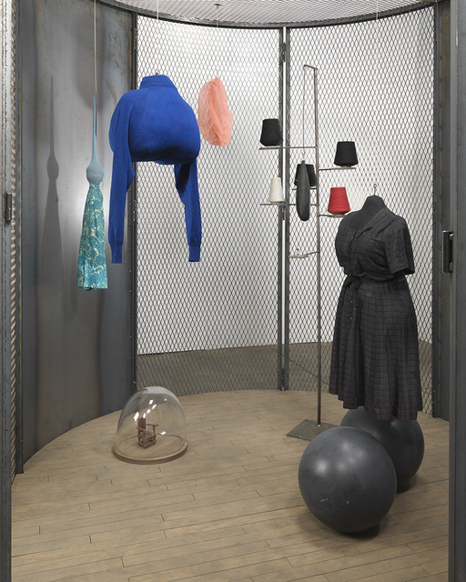 , 'Cell (Black Days),' 2006, Song Art Museum