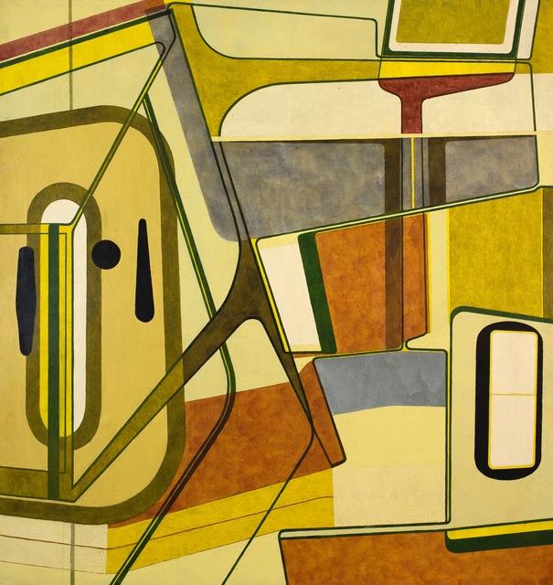 Pedro Casqueiro, 'S/ título | Untitled', 1988, Painting, Acrylic on canvas, Galeria Filomena Soares