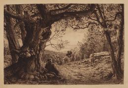 Henry Farrer, 'On The Hillside', 1880, National Gallery of Art, Washington, D.C.