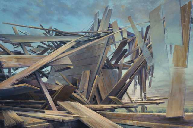 Gregory Block, 'Cabin 7', 2018, Gallery 1261