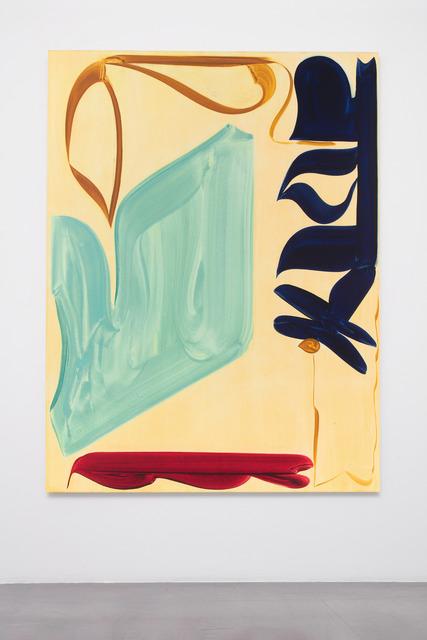 , 'Pivot,' 2018, Galerie Nordenhake