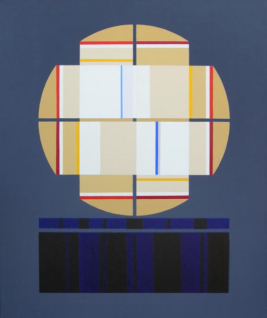 George Johnson, 'Quartet with Base', 2009, Charles Nodrum Gallery