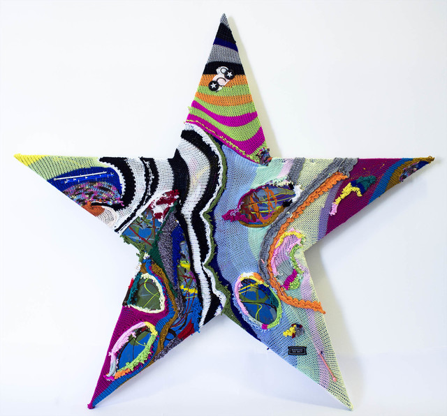 , 'International Star II,' 2015, SMAC