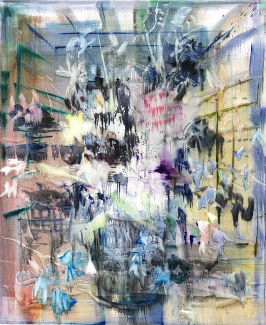 , 'Brueghel,' 2018, Galerie Andreas Binder