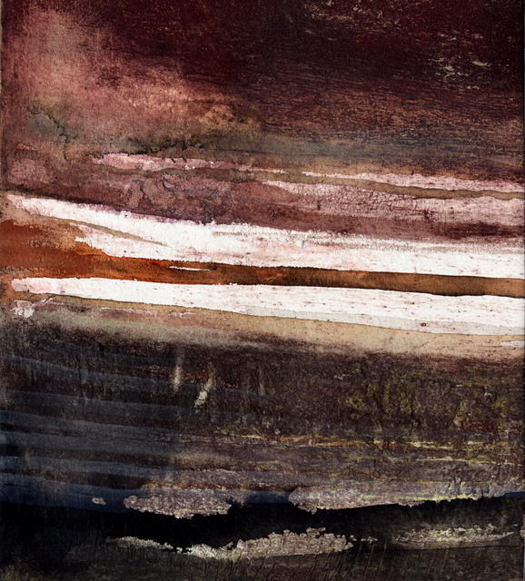 , 'Beach, Donegal,' 2018, Little Buckland Gallery