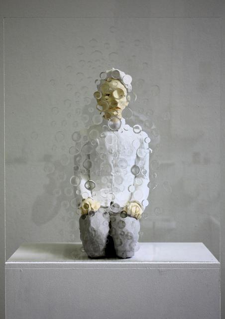 , 'utopian (silver),' 2015, galerie burster