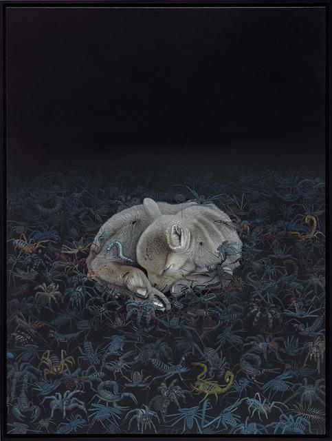, 'Death,' 2015, Joshua Liner Gallery