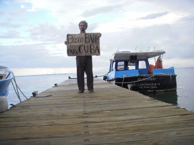 , 'NA - Busco barco para Cuba,' 2011, Mendes Wood DM