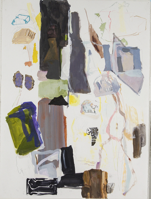 Grace Munakata, 'Spar and Feathers', 2018, Paul Thiebaud Gallery
