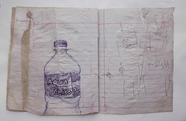 , 'Nepal Diary 3,' 2012, Powen Gallery