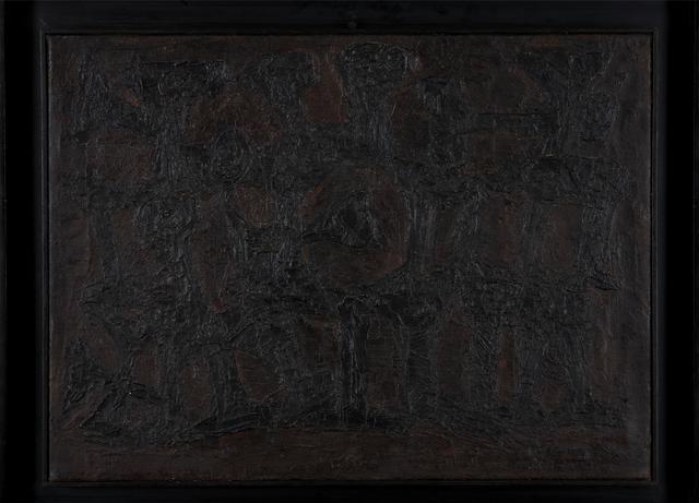, 'Carretéis em tensão,' 1959, Pinakotheke