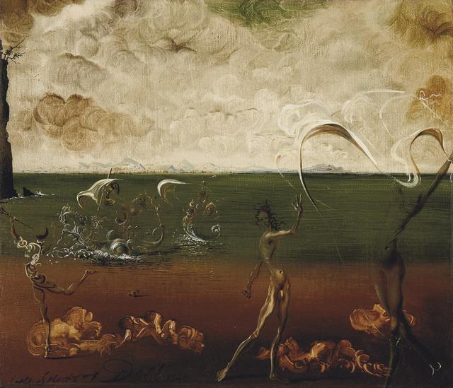 , 'Le triomphe de Nautilus,' 1941, Leandro Navarro