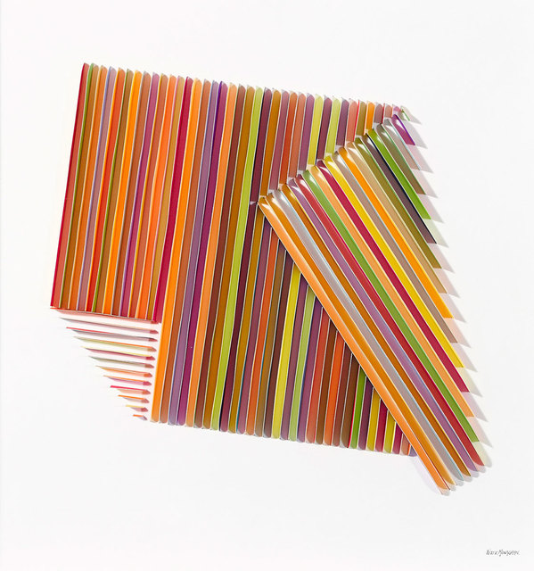 , 'Fold XVII,' , Gormleys Fine Art