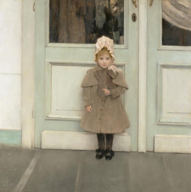 Fernand Khnopff, 'Jeanne K'fer', 1885, J. Paul Getty Museum