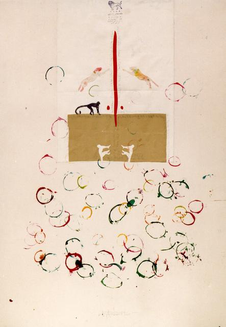 , 'Scimmie, (Monkeys),' 1990, Noire Gallery