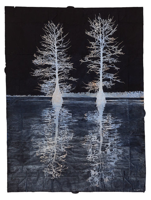 , 'Ghosts on the Water ,' 2014, David Lusk Gallery