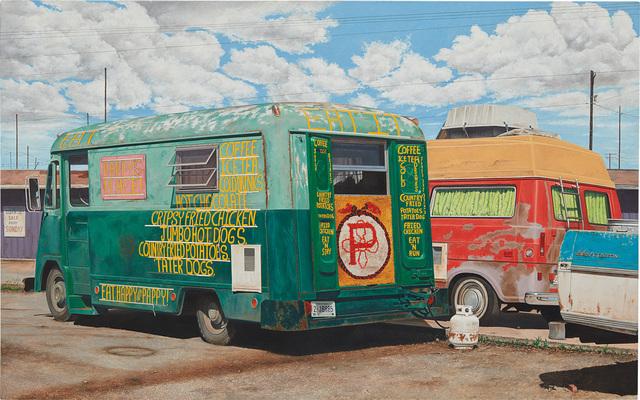 John Baeder, 'Pappy's Place, Nashville, TN', 1985, Phillips